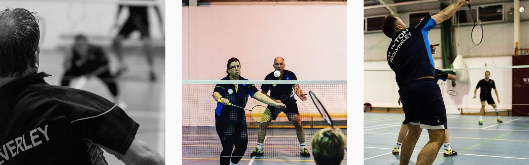 Aboyt Wolverley Badminton