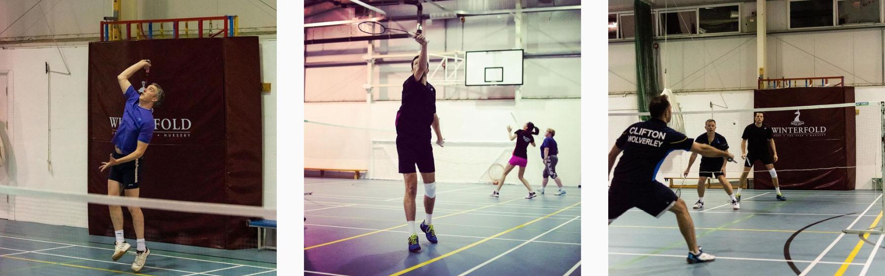 Wolverley Badminton, Worcestershire