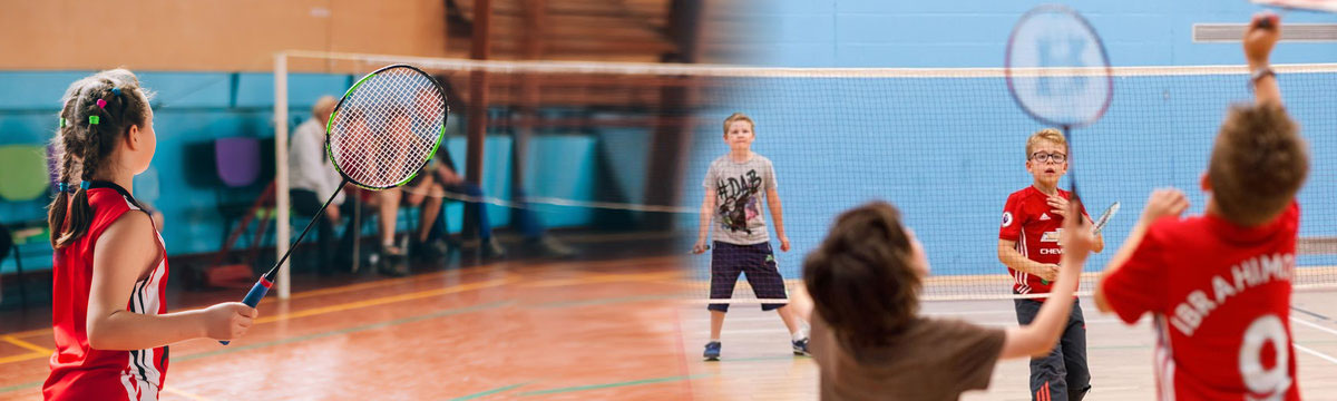 Wolverley Junior Badminton Coaching